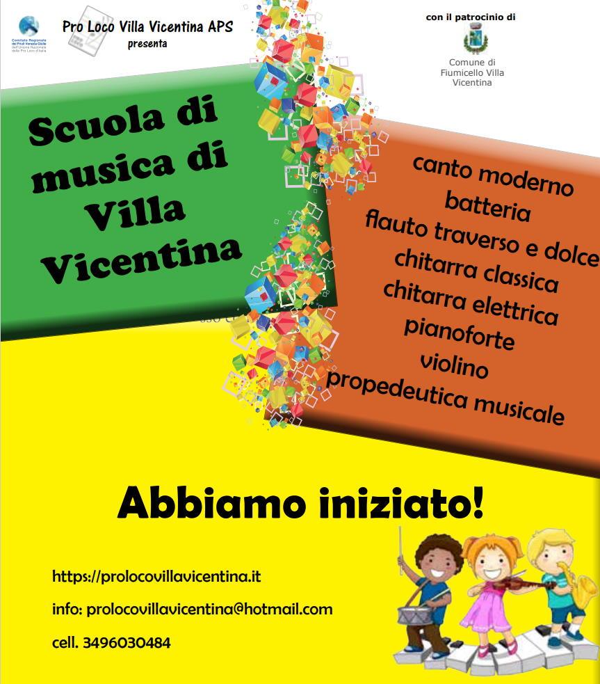 Scuola di Musica 2020/2021